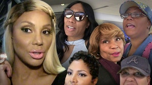 Tamar Braxton Mad at Family for Portrayal of Her Ex, Vincent Herbert, on TV Show