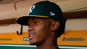 Kyler Murray Congratulates MLB Draftees with Oakland A's Pic, 'Just a Pic'