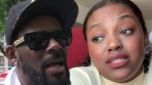 Azriel Clary Plans to Get Counseling After Splitting with R. Kelly