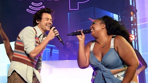 Lizzo and Harry Styles Team Up for Surprise 'Juice' Performance