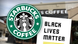Starbucks Will Allow Employees to Wear BLM Attire After Backlash