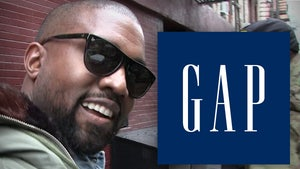 Kanye West Lands Deal with Gap to Launch Yeezy Gap Line, Stocks Surge