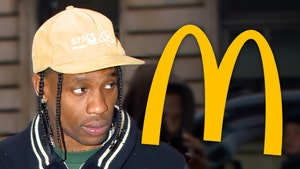 Travis Scott's McDonald's Fine Gets Paid After Fan's Swarm Restaurant