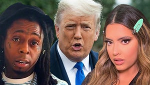 Lil Wayne's Girlfriend Dumps Him, Reportedly Over Trump Endorsement
