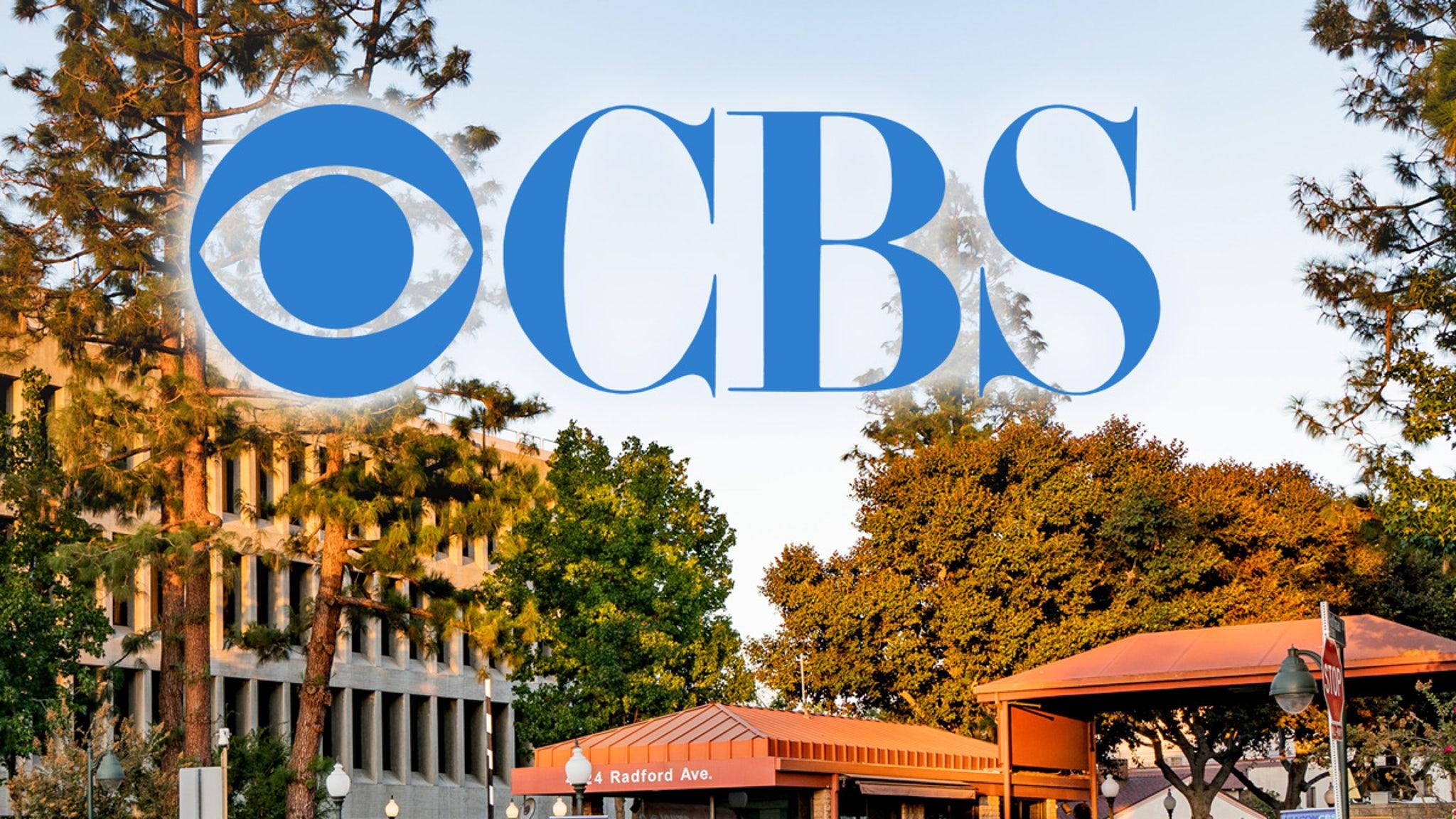 CBS Studios Employee Hospitalized After Huge Set Wall Falls on Him - TMZ