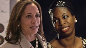 Kamala Harris Upheld Nina Simone's Wishes, Singer's Biz Associate Says