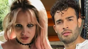 Britney Spears' BF Sam Asghari Posts Lioness Pic After Hearing