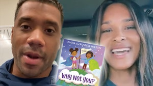 Russell Wilson & Ciara Publishing Children's Book, 'Why Not You?'