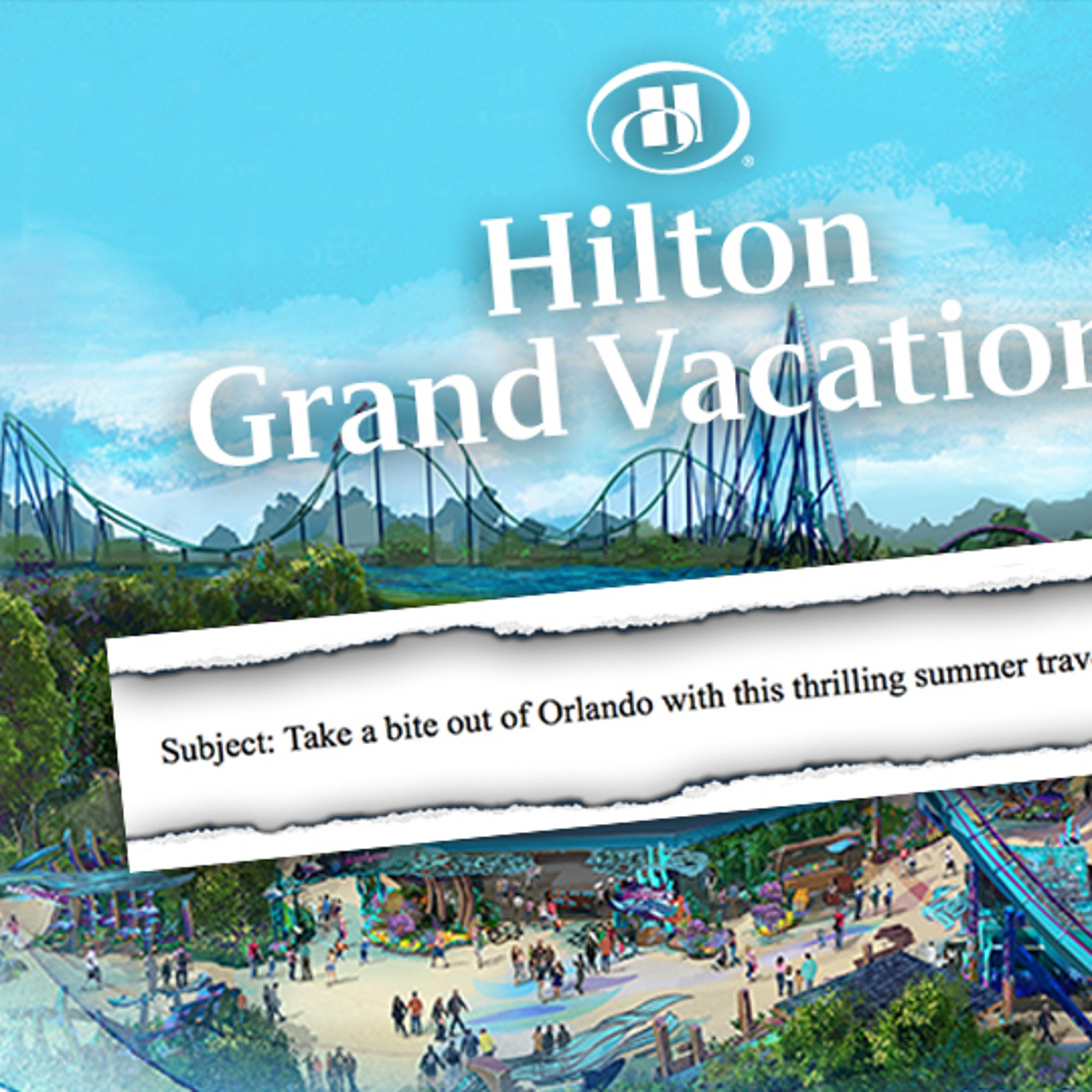 Disney Attack: Hilton Apologizes for Biting Email