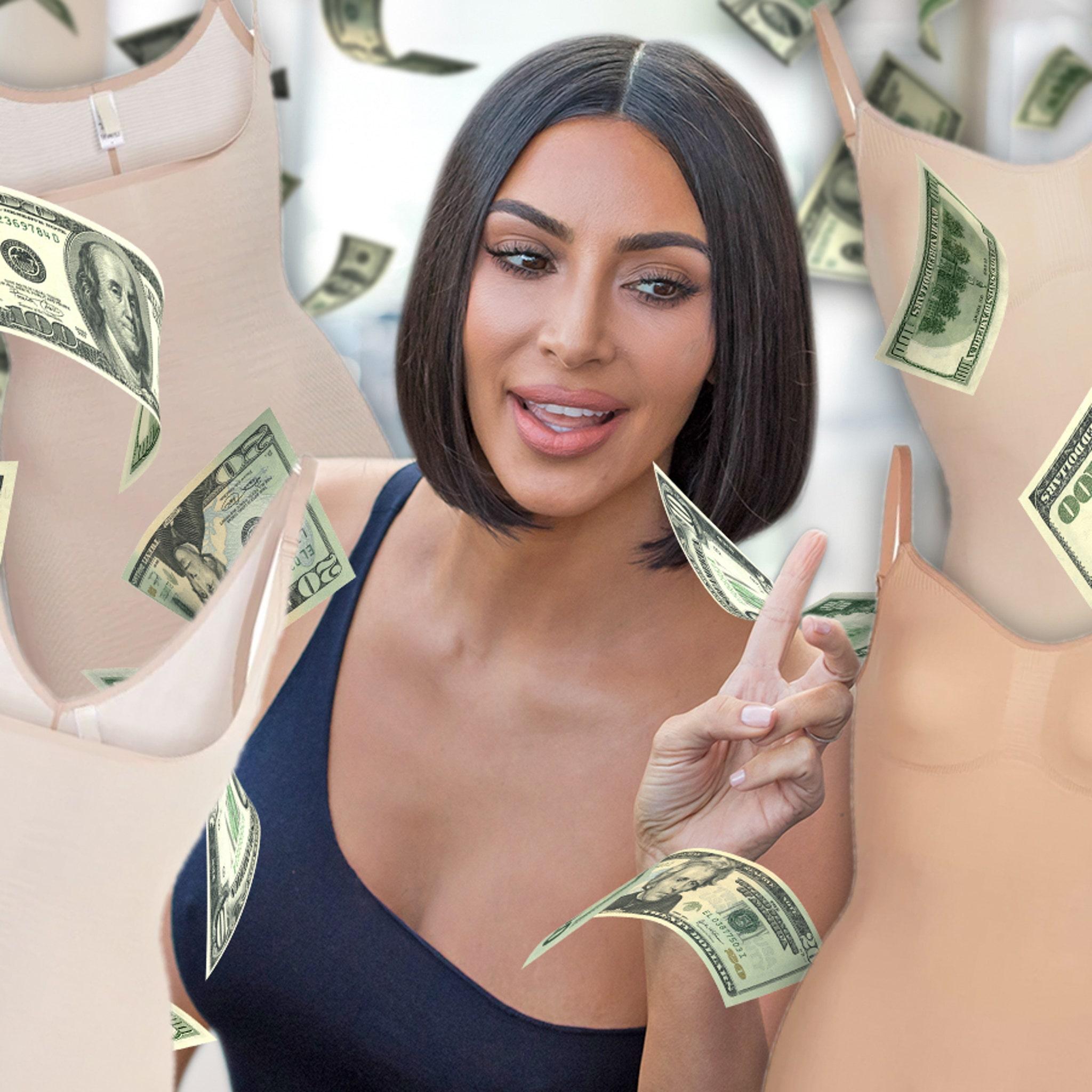 Kim Kardashian's SKIMS Launch Made $2 Million Within Minutes