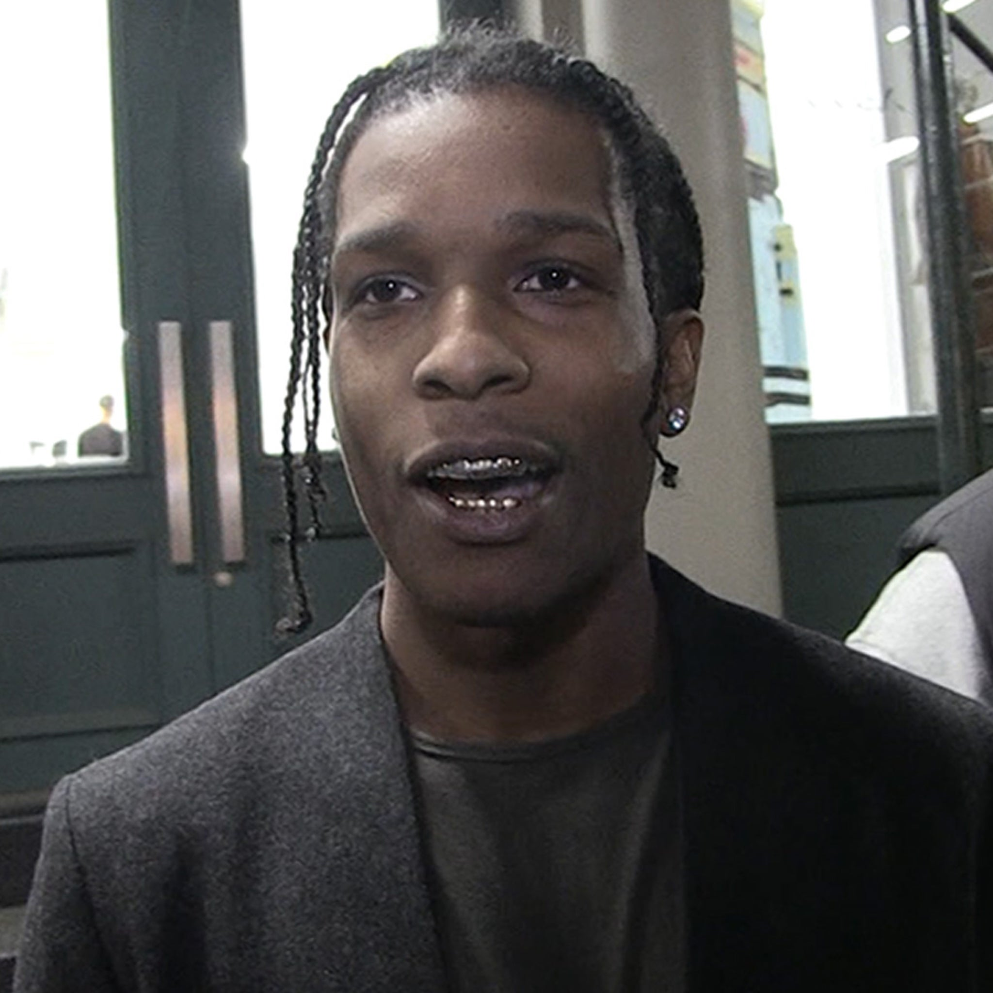 A$AP Rocky Says He's Going Back to Sweden to Help Immigrants, Mum on Trump