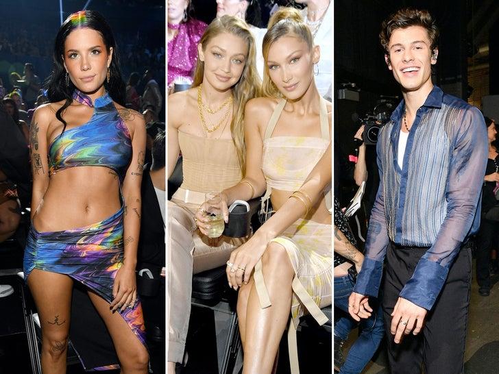 2019 MTV VMAs -- Behind The Scenes