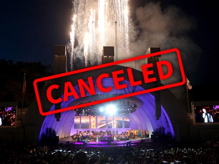 Hollywood Bowl Cancels 2020 Season Due to Coronavirus 1