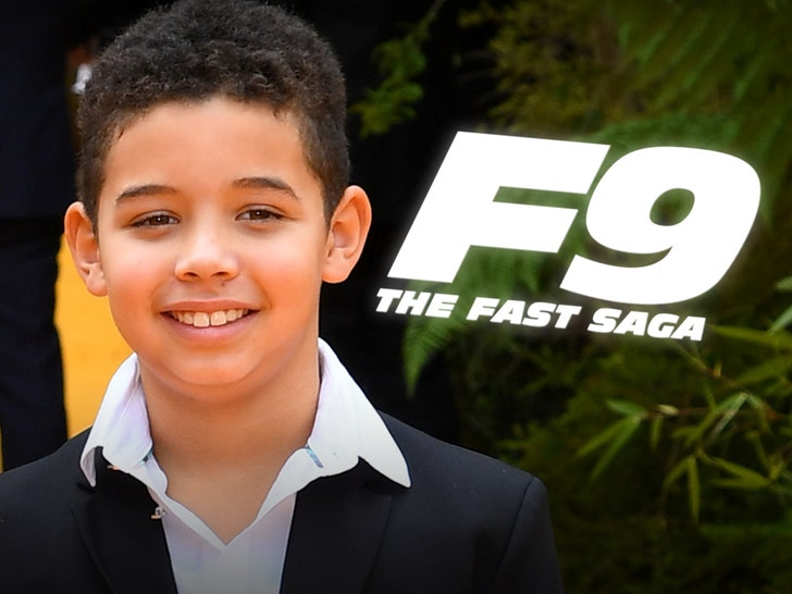 Vin Diesel's 10-year-old son will play young Dominic Toretto in Fast and Furious