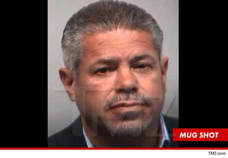 Real Housewives' -- Big Poppa ARRESTED in Atlanta