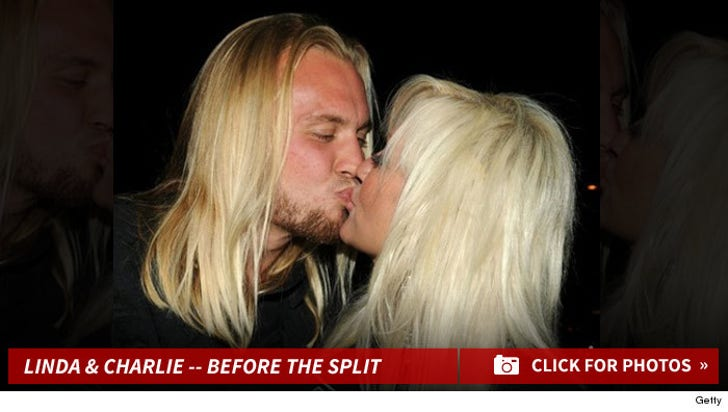 Linda Hogan & Charlie Hill -- Before The Split!