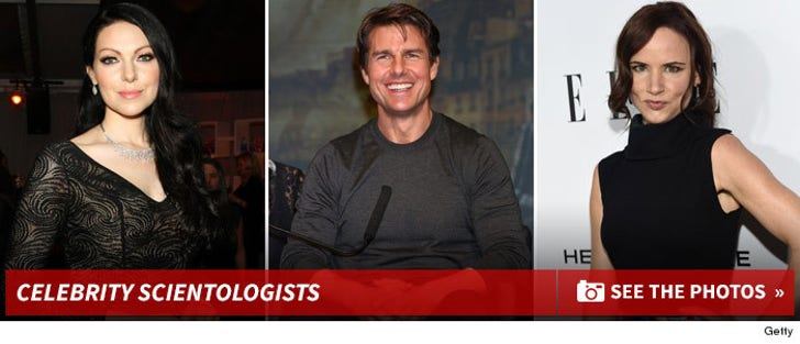 Celebrity Scientologists