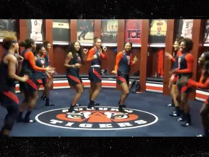 Auburn Women S Basketball Causes Uproar With Incredible