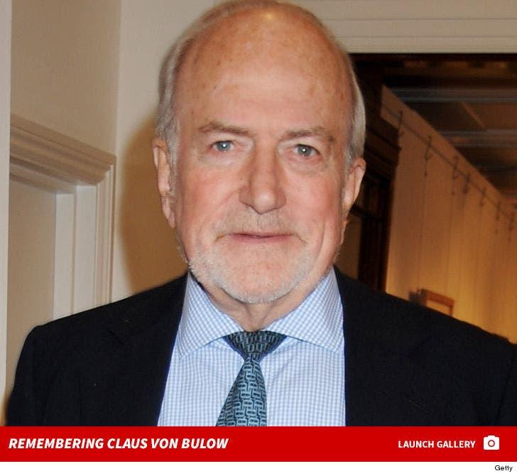 Remembering Claus Von Bulow