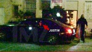 Justin Bieber and Selena Gomez Steak Their Claim to Each Other ... Again.