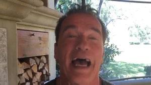 Arnold Tells Trump, Let's Trade Jobs (VIDEO)