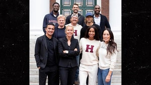 Chip and Joanna Gaines, Ciara & Other Stars Complete Harvard Business Course