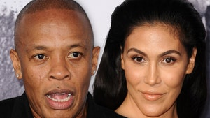 Dr. Dre Trashes Estranged Wife Nicole in Preview of New Song