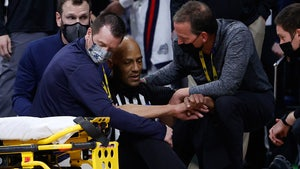 NCAA Ref Bert Smith Says Blood Clot in Lung Caused Collapse at NCAA Tourney