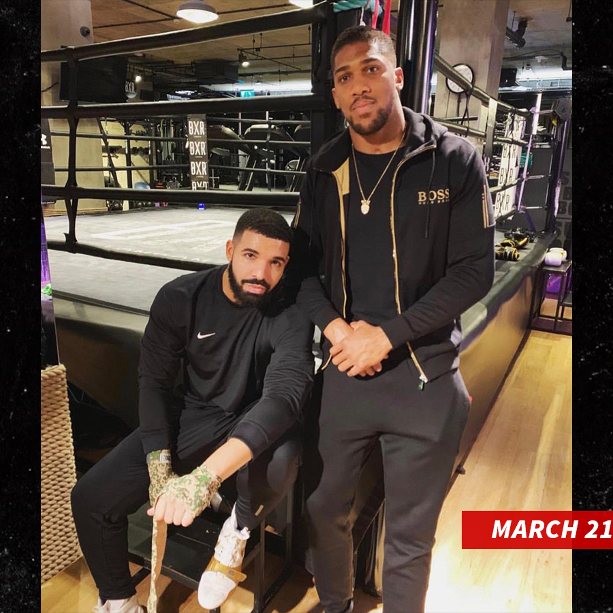 18941d32 Drake Curse Cited in Anthony Joshua's Huge Upset Loss to Andy Ruiz Jr.