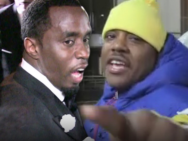 Rapper Mase calls out Diddy over publishing rights
