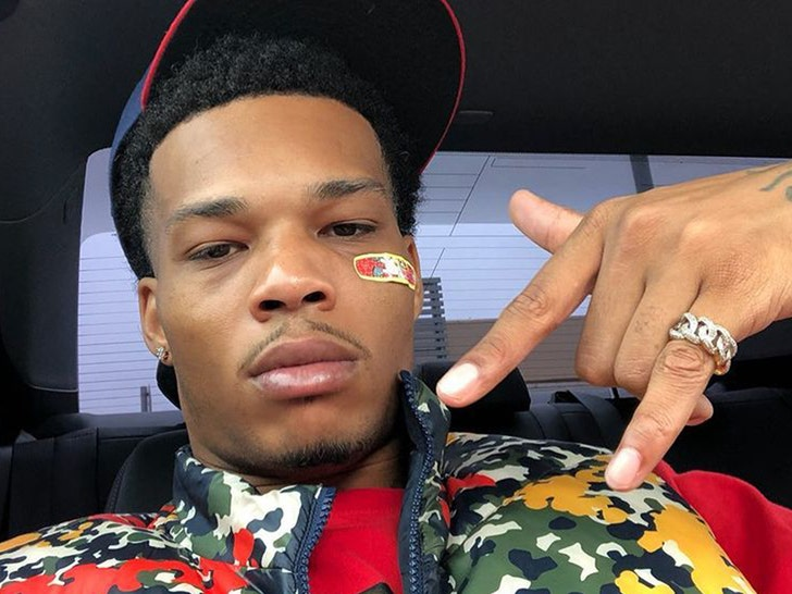 Bay Area Rapper Lil Yase Shot Dead at 25, Mysterious Circumstances - TMZ