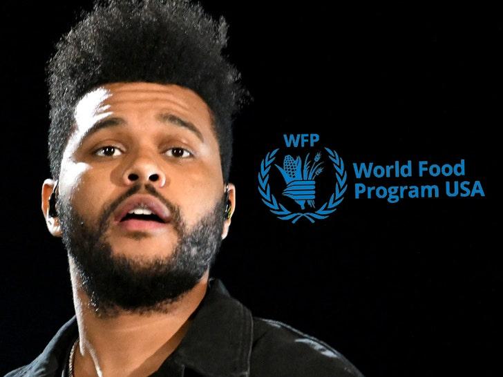 Le chanteur canadien The Weeknd annonce un don d'un million de dollars à l'Éthiopie