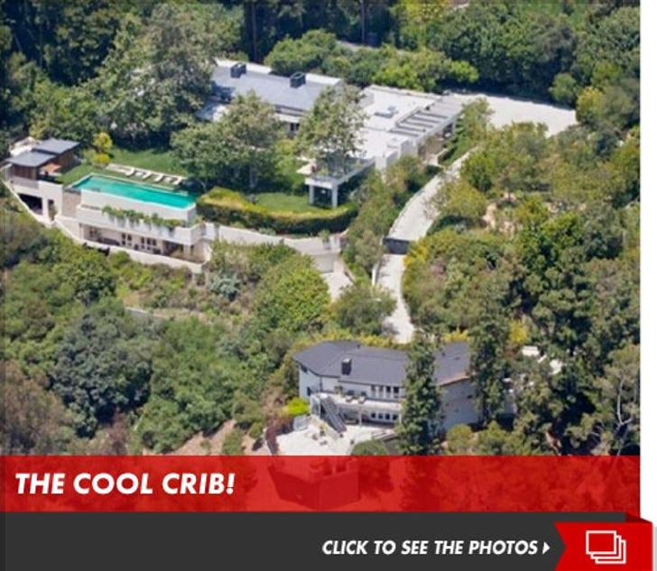 Ryan Seacrest Officially the Proud Owner of Ellen's Estate