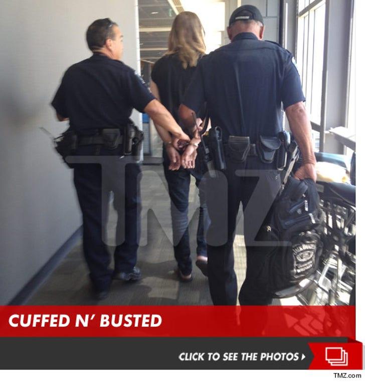 Puddle of Mudd Singer Wes Scantlin Arrested