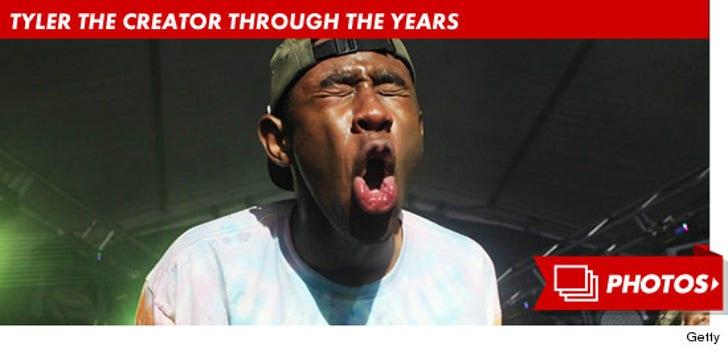 Tyler the Creator Through The Years