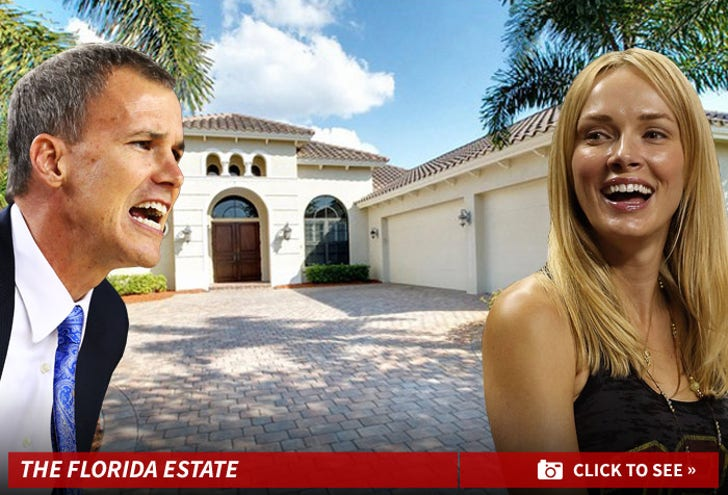 Andy Enfield's Florida Mansion