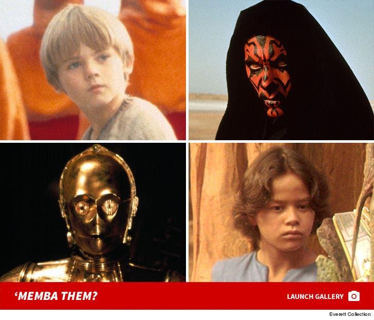 'Star Wars' Cast -- 'Memba Them?
