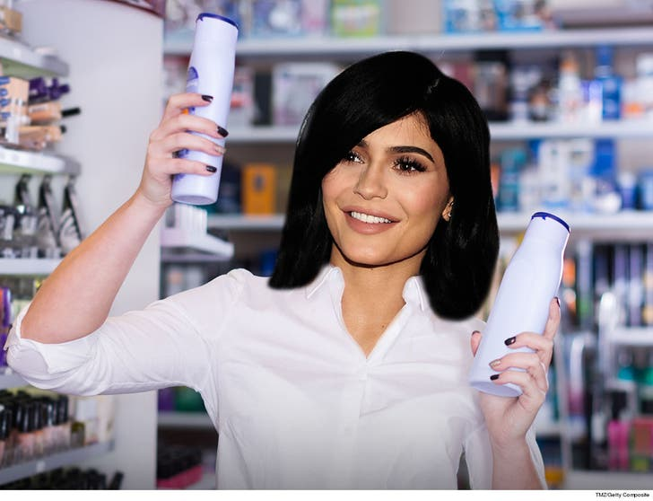 Kylie Jenner Files Docs To Secure Kylie Hair And Dominate Hair Industry