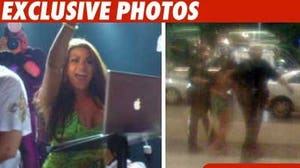VH1 Chick -- Arresting Photos