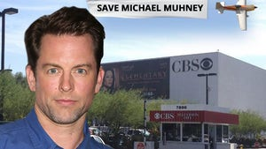 Michael Muhney -- Angry Young & Restless Fans Plan AERIAL ATTACK on CBS