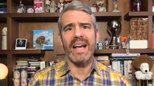 Andy Cohen Says He Can't Give Plasma Because He's Gay, Calls for Change