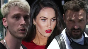 Brian Austin Green Roasts Megan Fox Over 'Achingly Beautiful' MGK Post
