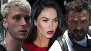 Brian Austin Green Roasts Megan Fox Over 'Achingly Beautiful' MGK Post