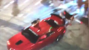 Seattle Sideshow Results in Cars Hitting Members of the Crowd