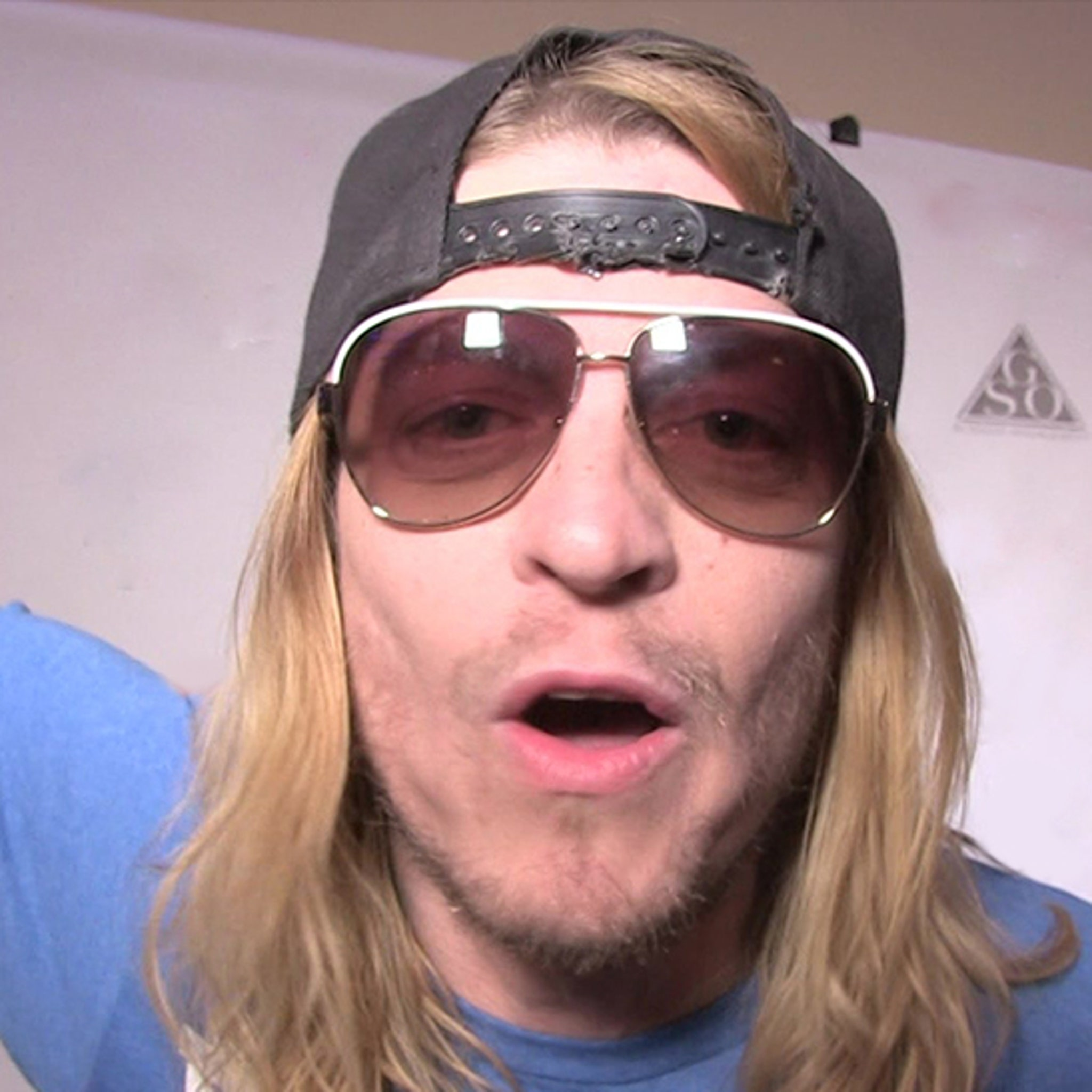 Puddle of Mudd Singer Wes Scantlin Arrested on Gun Charges