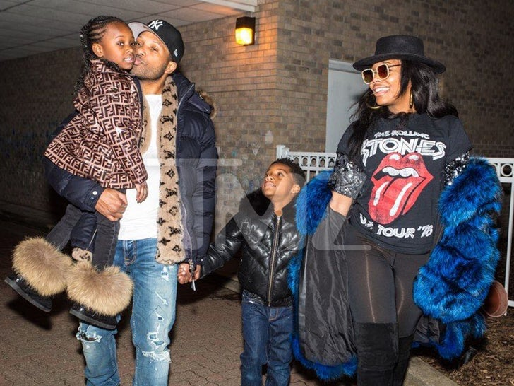 'Love & Hip Hop' Star Mendeecees Reunites with His & Yandy's Kids