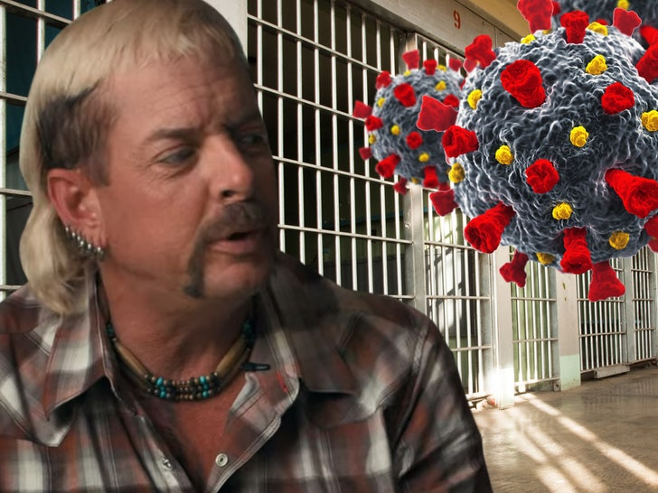 Joe Exotic's Prison Has 2nd Highest Coronavirus Rate in Prison System 1