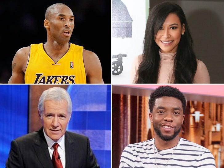 Celebrity Deaths of 2020