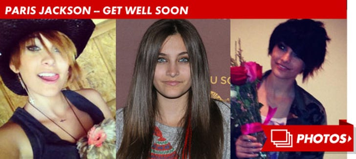 Paris Jackson -- Through The Years
