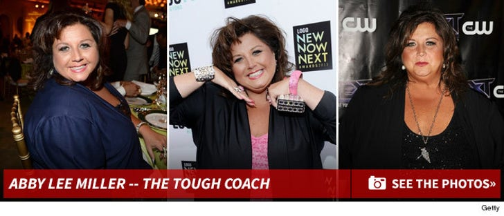 Abby Lee Miller -- Through the Years